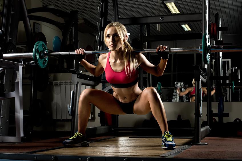 squat donna
