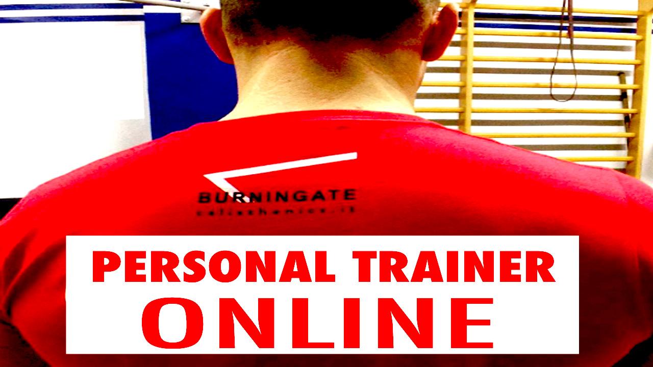 personal trainer online come sceglierlo