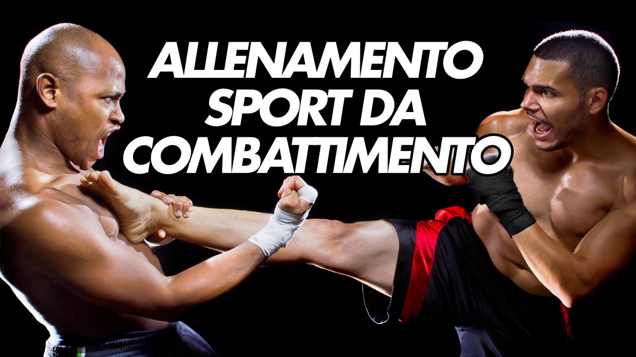 sport combattimento