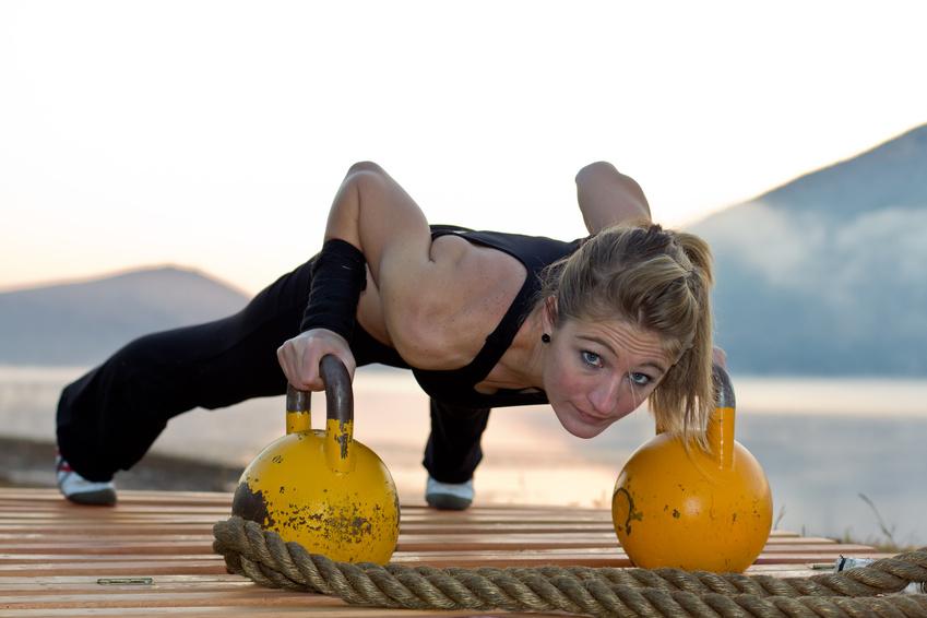 kettlebell allenamento guida