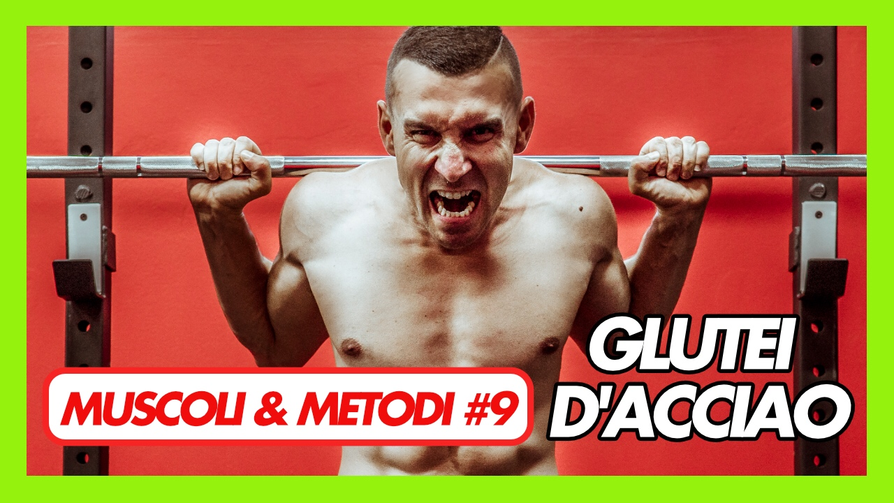 Scheda BodyBuilding Glutei d'Acciaio