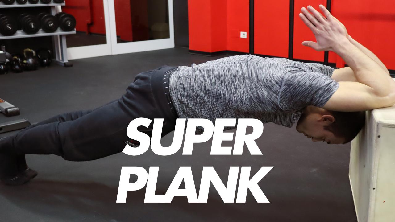 5 varianti di plank