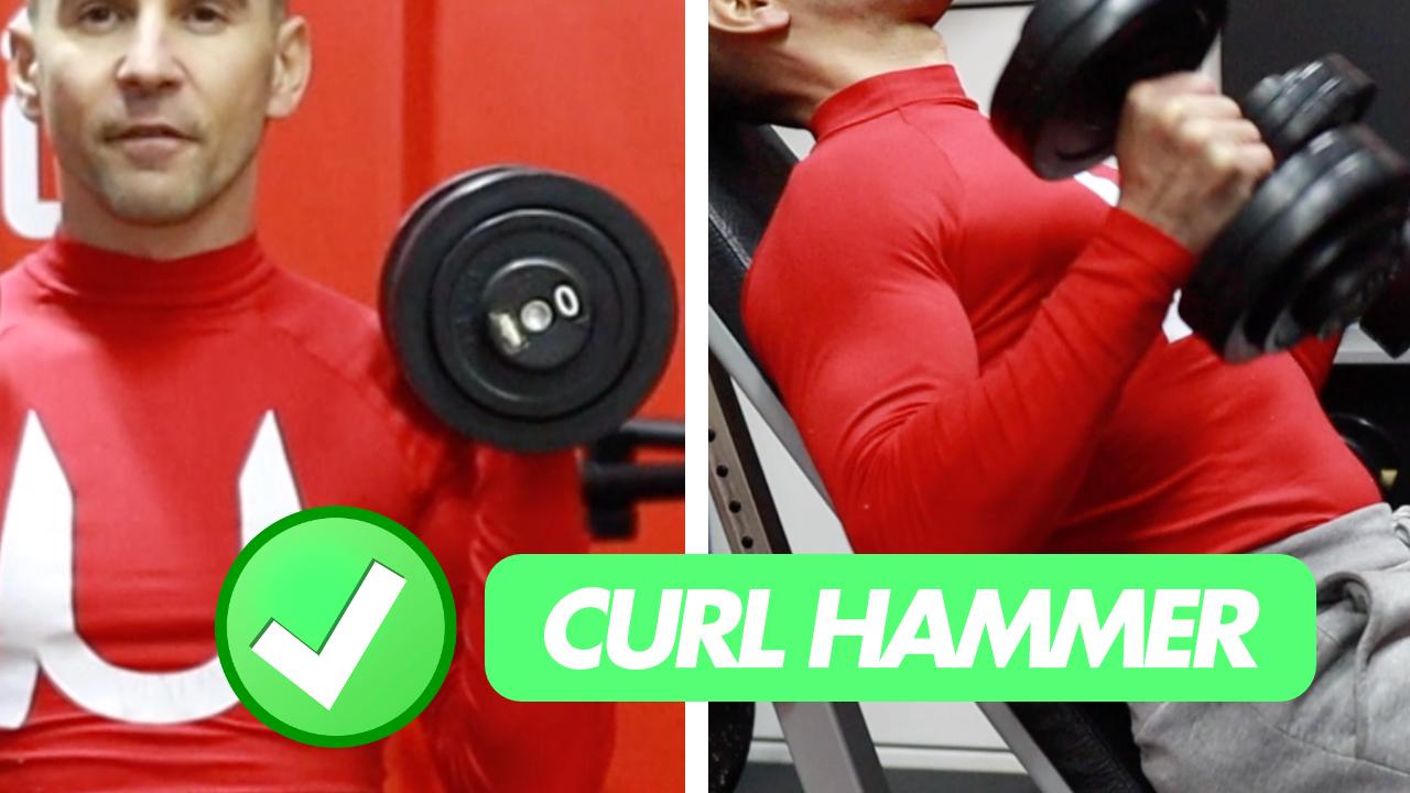 curl hammer
