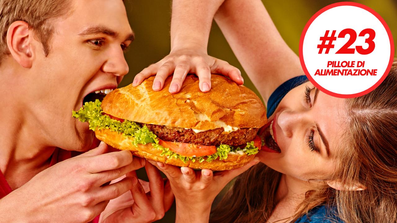 sgarrare o non sgarrare nella dieta