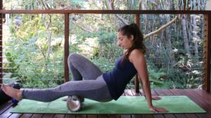 foam roller massaggio femorali
