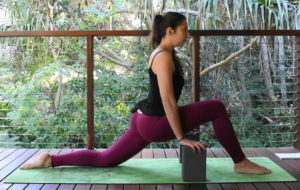 stretching femorali in ginocchio