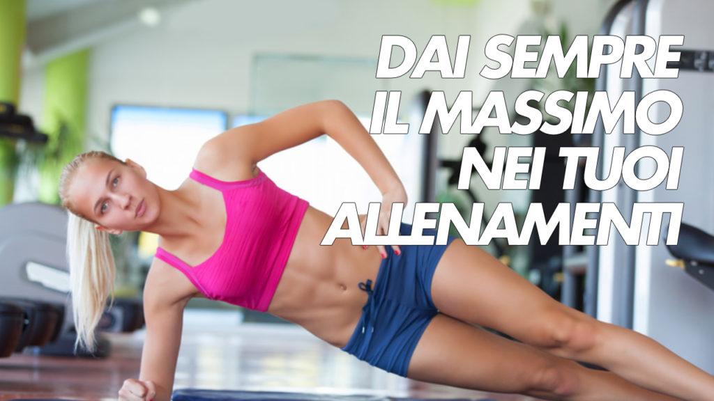 scheda allenamento bikini bodybuilding