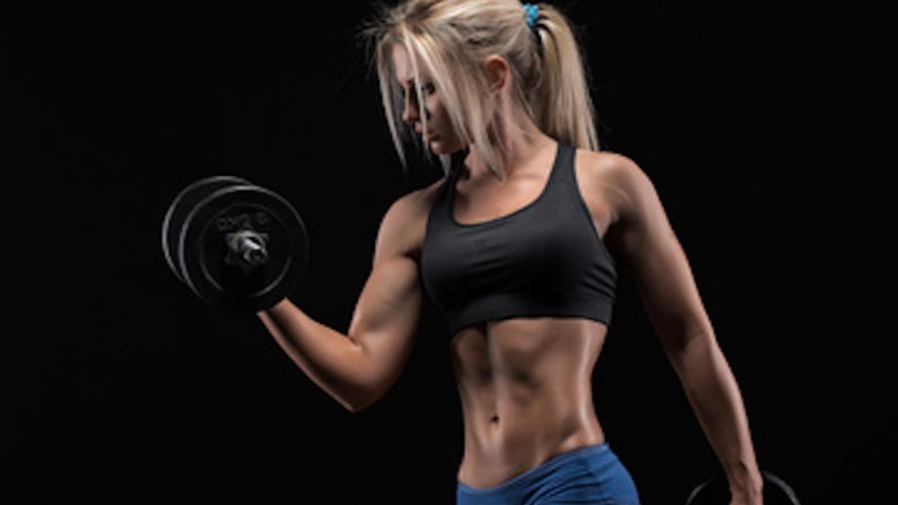 fitness model allenamento e dieta