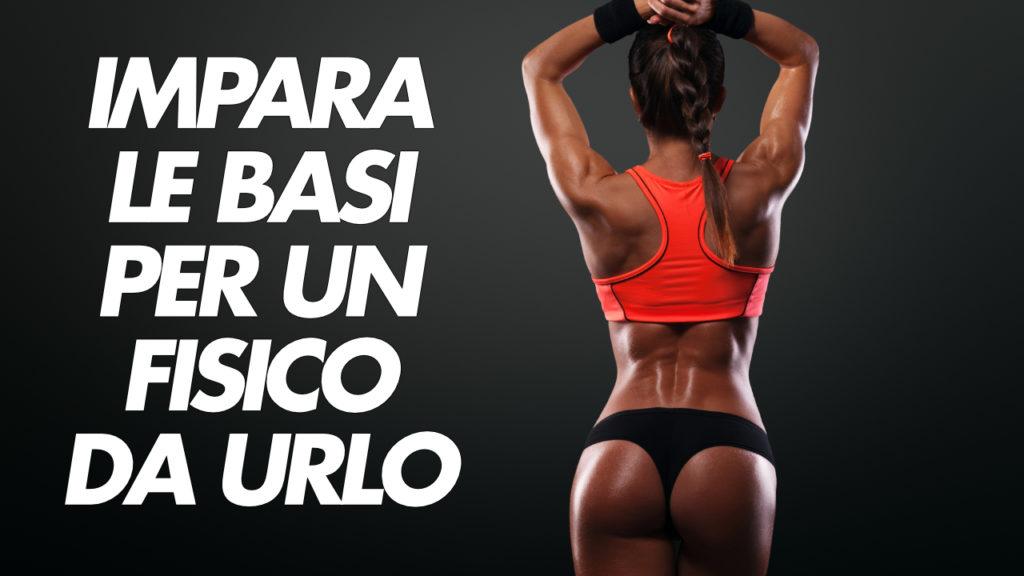 dieta modello di fitness