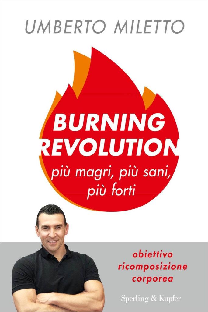 burning revolution miletto libro dieta