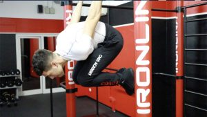 tuck back lever miletto