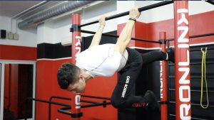 one leg back lever miletto