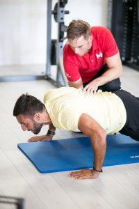 Personal Trainer Genova marco Frassinelli pt
