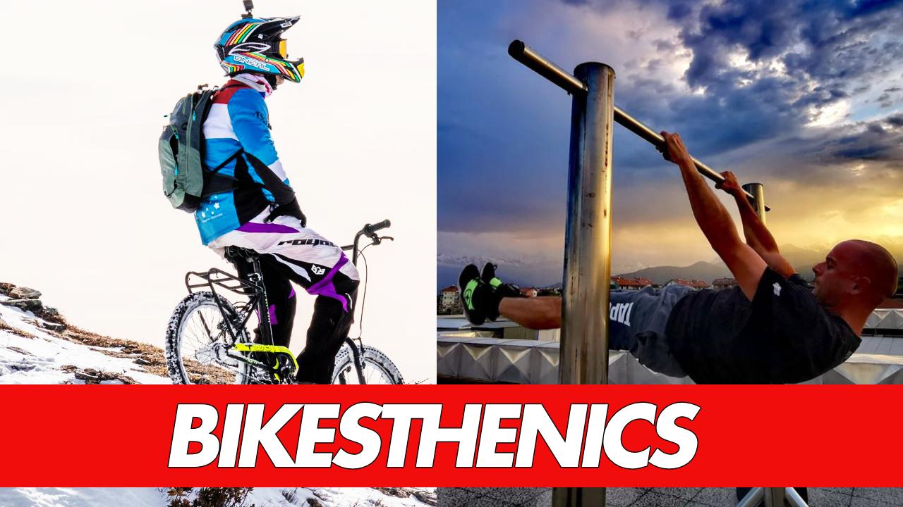 bikesthenics ciclismo calisthenics