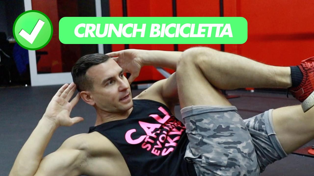 crunch-bicicletta