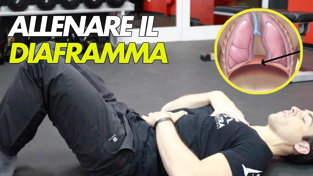 come allenare il diaframma