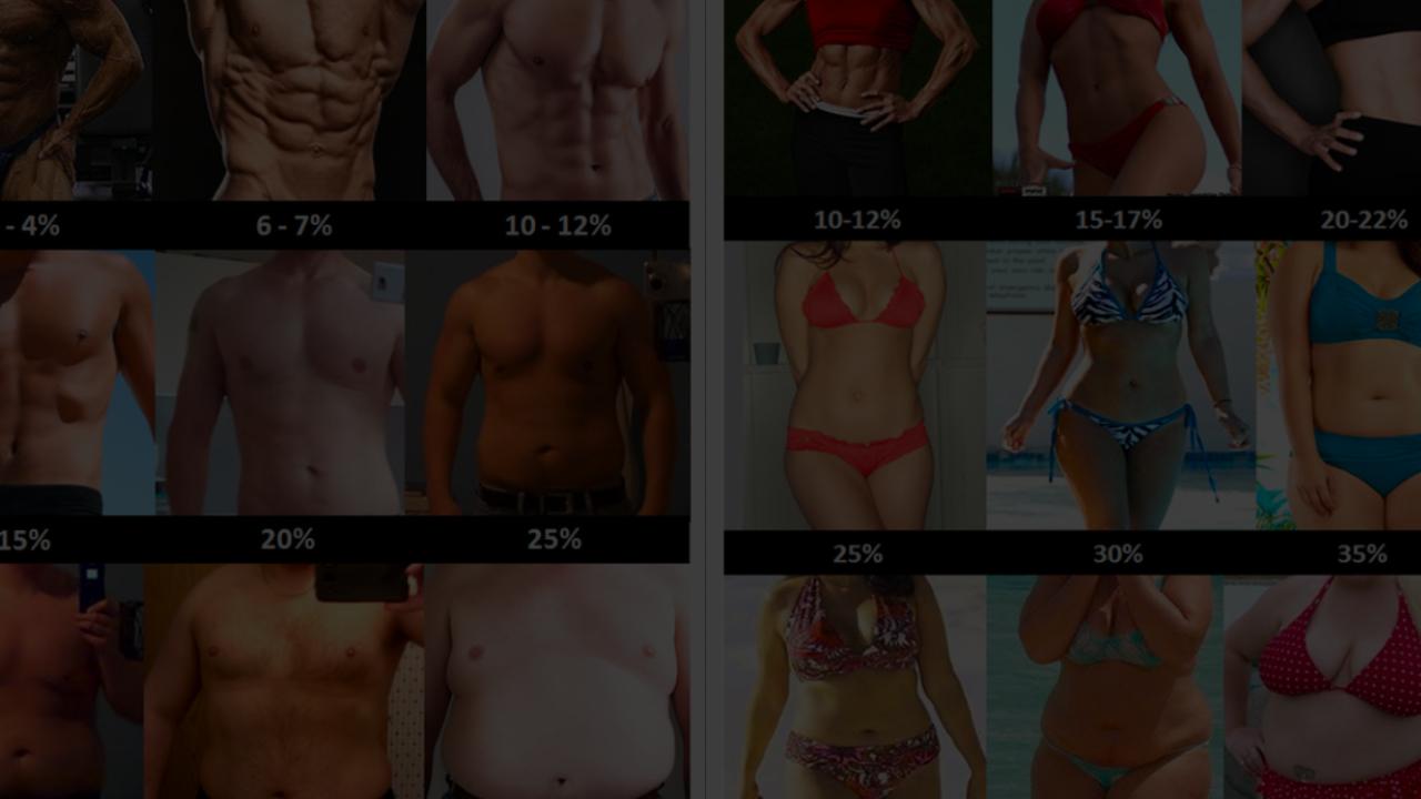misurare massa grassa