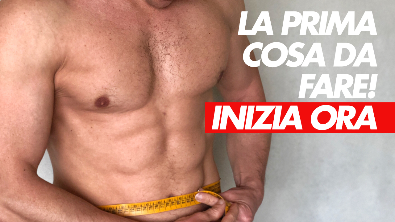 la prima cosa da fare primo step 15WORKOUT