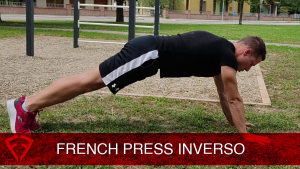 french press inverso a terra