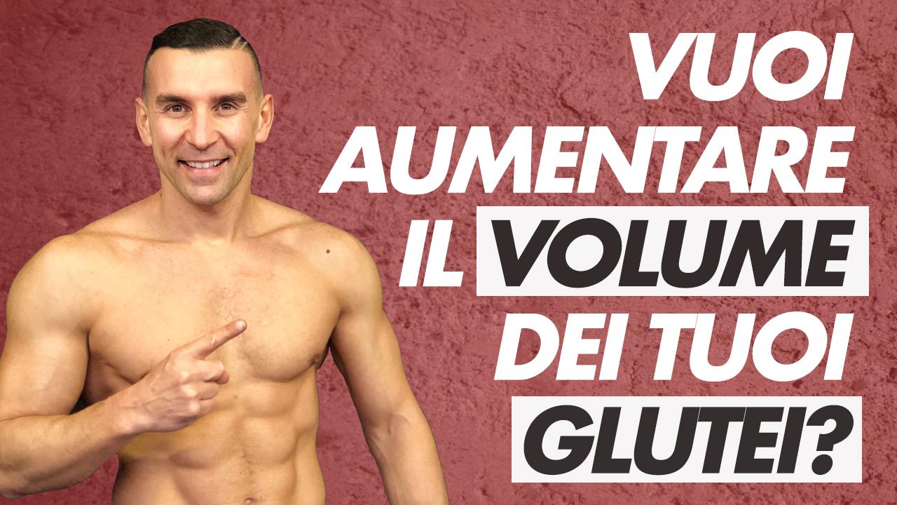 Volume glutei