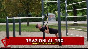 trazioni trx