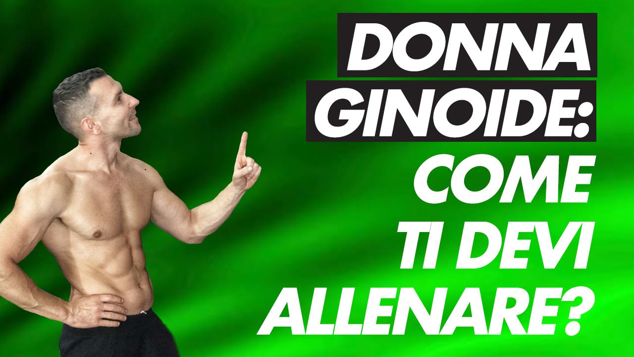 DONNe GINOIDi