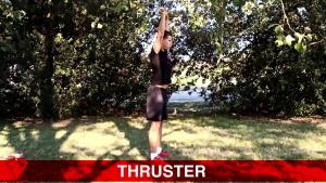 thruster bastone