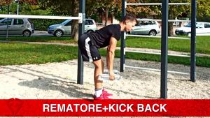rematore+kick back