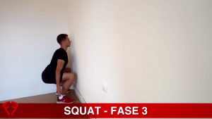 esecuzione corretta squat
