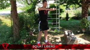 squat libero