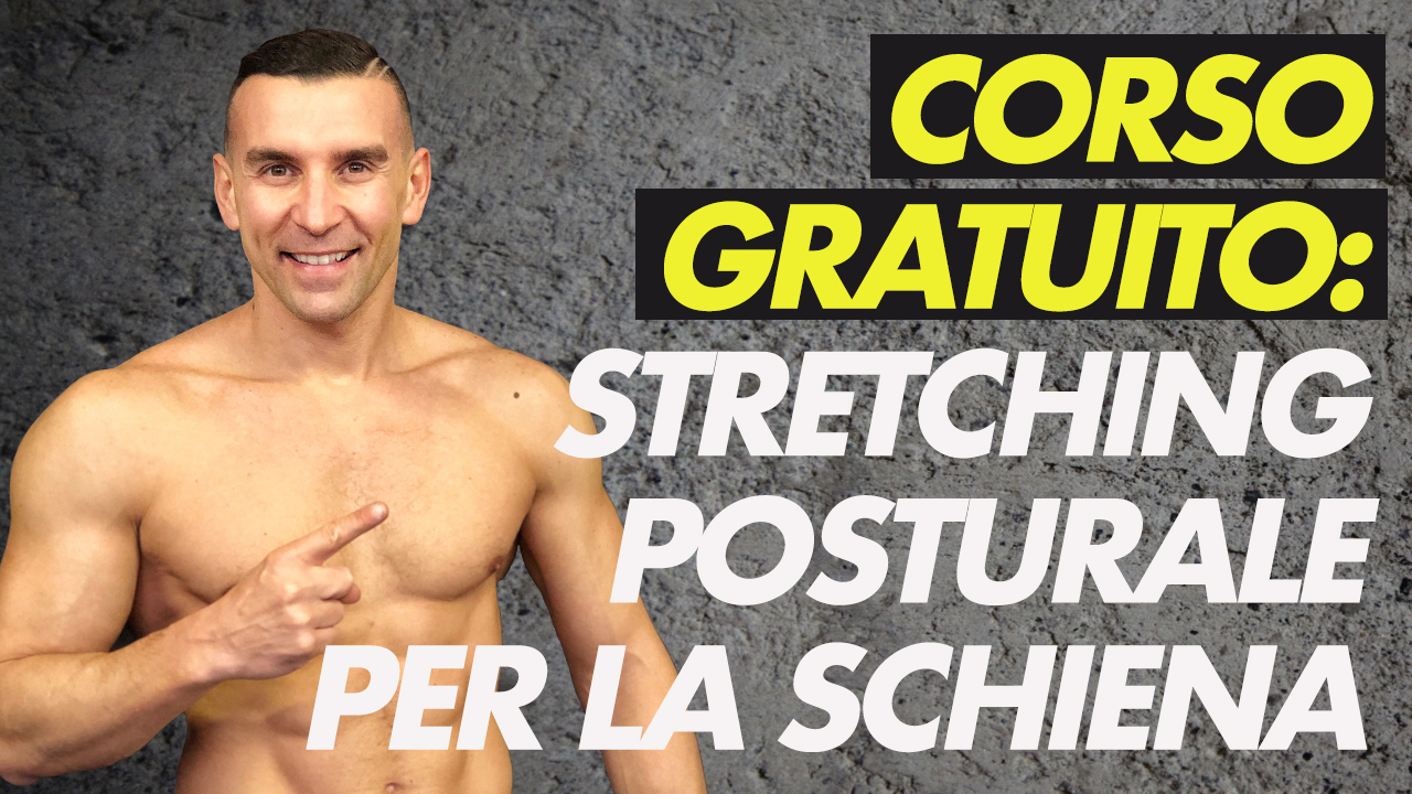 STRETCHING schiena