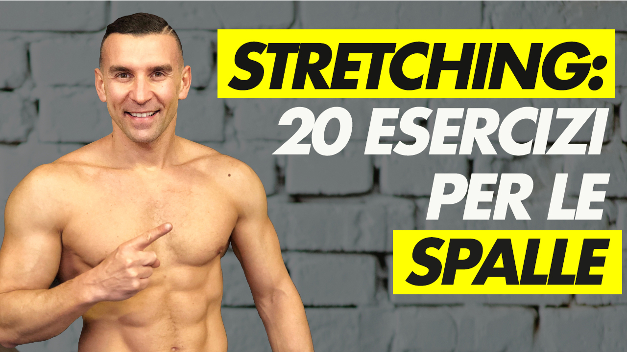 stretching spalle