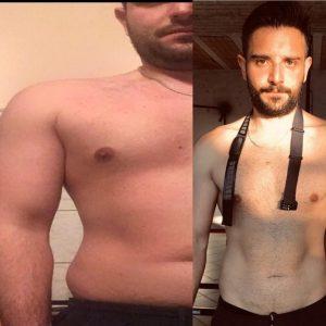 testimonianza 15 workout