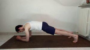 esercizio attivazione muscolare
