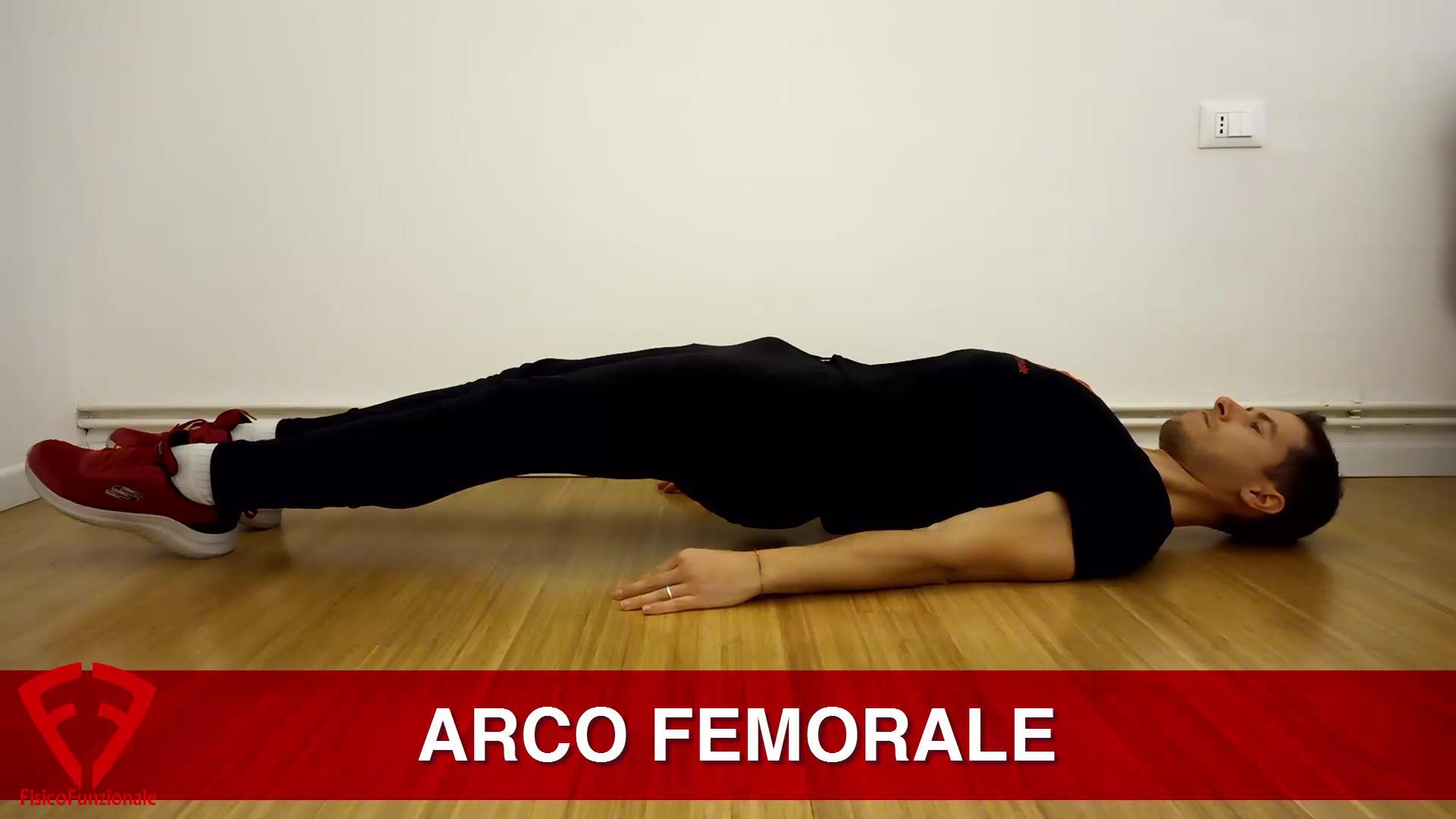 arco femorale