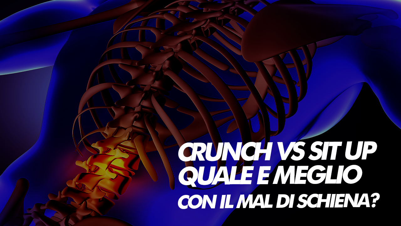 meglio sit up o crunch