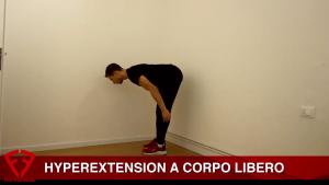hyperextension a corpo libero