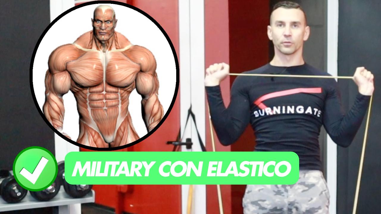 military elastico