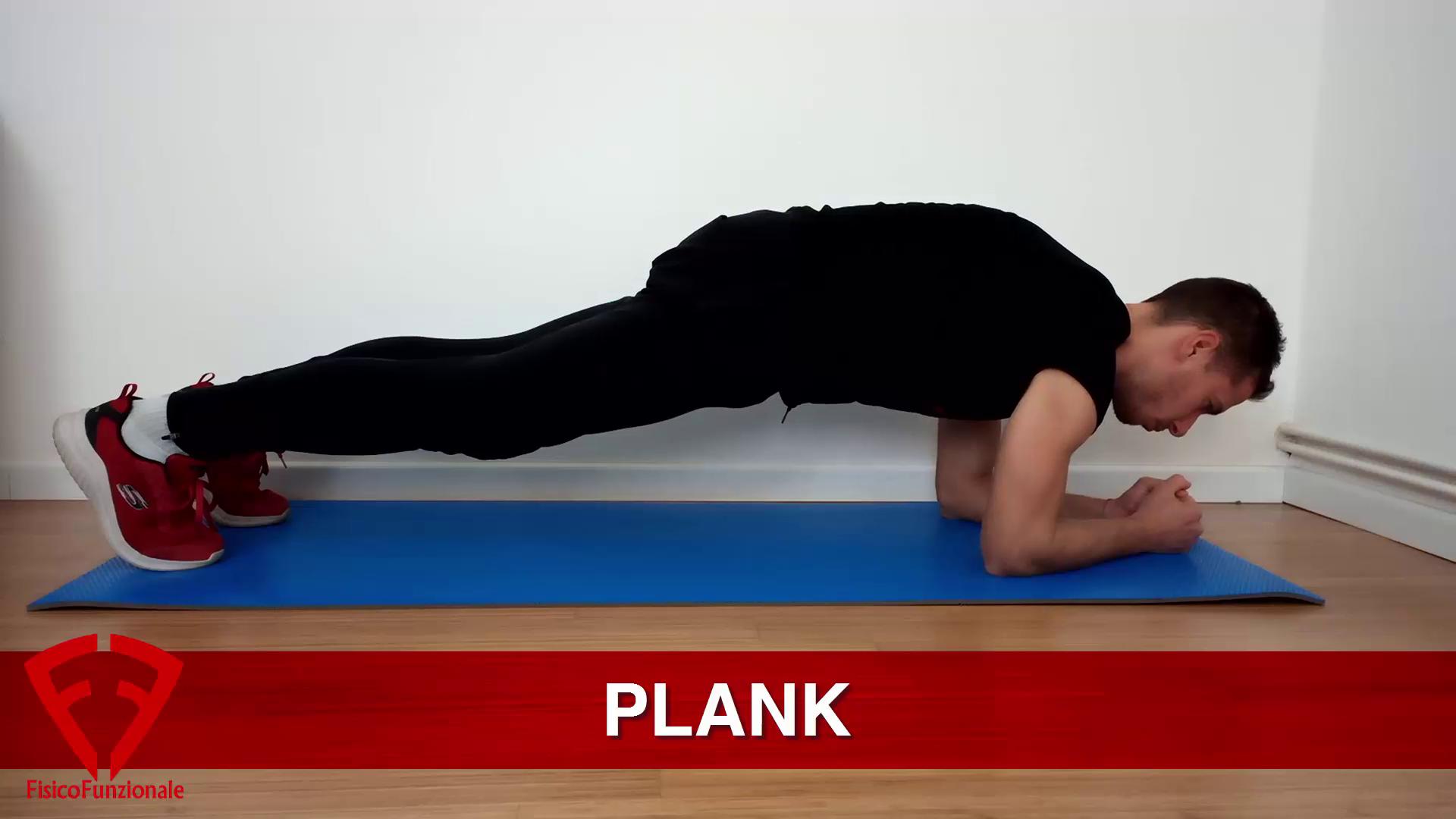 esercizi mal di schiena