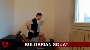 esercizi gambe propedeutica squat