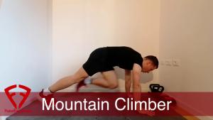 mountain climber addome