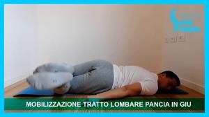 esercizio mal di schiena laterale