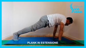 esercizi mal di schiena lombare