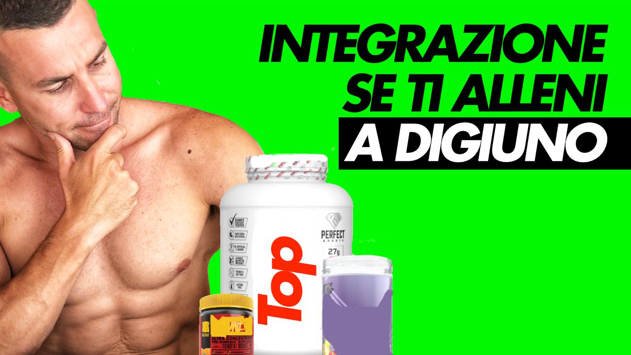 integrazione digiuno