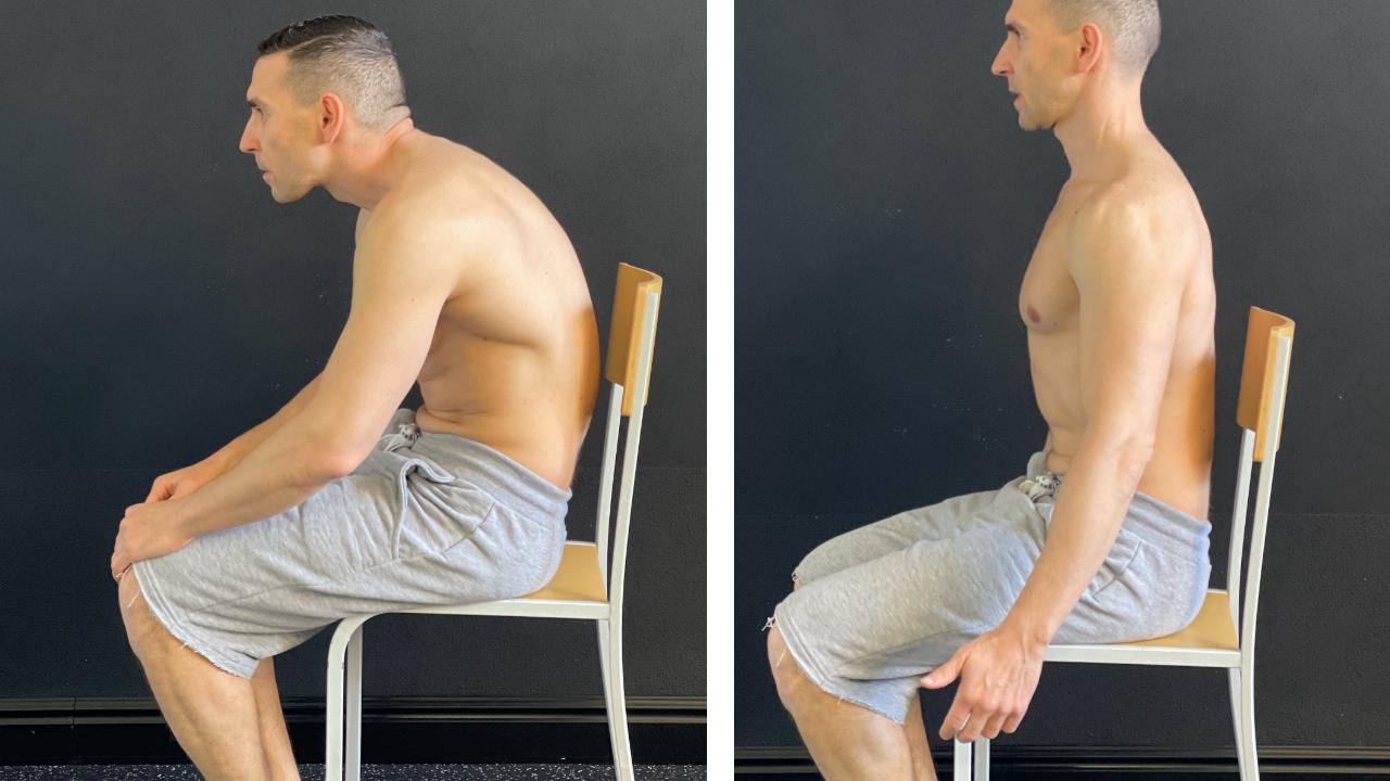 spalle e schiena