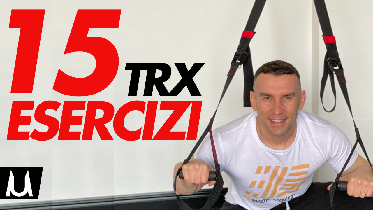 15 esercizi TRX