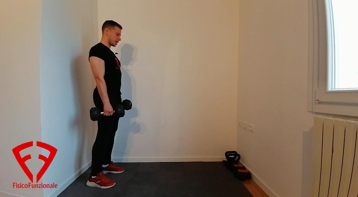 posizione stacco rumeno