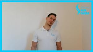 stretching collo