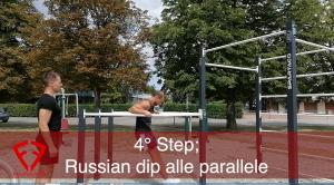russian dip