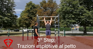 esercizi propedeutici muscle up